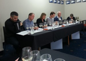 "The ""Serious Sauvignon"" Masterclass panel"