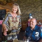 Misha & Dieter - Beqa Lagoon Resort GM