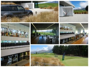 Misha's Vineyard - wine sponsor for the Cure Kids Charity Golf at The Hills. What a stunning location!