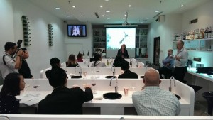 NZ Wine Training at Berjaya University of Hospitality