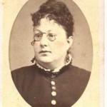 Mrs Stewart c 1862